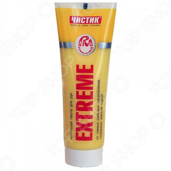 Паста для рук очищающая «Чистик Extreme»