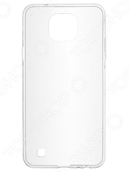 Чехол защитный skinBOX LG X Cam чехлы для телефонов skinbox накладка для lg nexus 5 skinbox серия 4people защитная пленка в комплекте