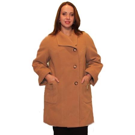 Купить Пальто Klimini Нефертити. Цвет: бежевый