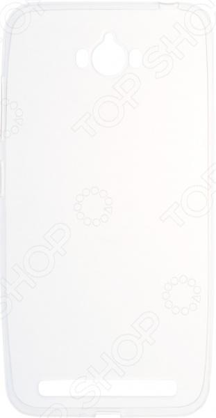 Чехол защитный skinBOX ASUS ZenFone Max ZC550KL защитная пленка luxcase для asus zenfone max zc550kl глянцевая
