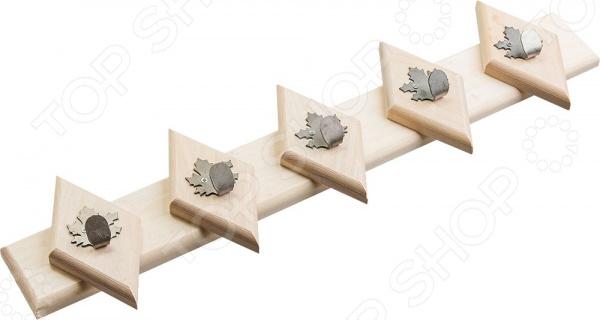 Вешалка Банные штучки с 5 крючками 32310