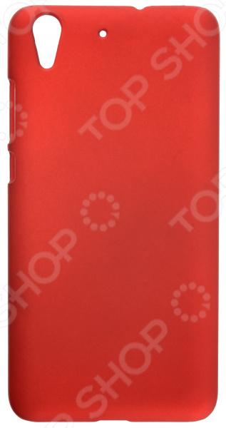 Чехол защитный skinBOX Huawei Y6 II смартфон huawei y6 pro золотой