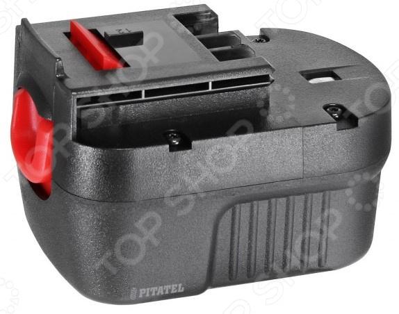 Батарея аккумуляторная Pitatel TSB-018-BD12B-20C (BLACK&DECKER p/n A12, A12EX), Ni-Cd 12V 2.0Ah