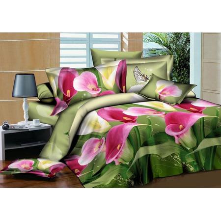 Купить Комплект постельного белья La Vanille 738. 1,5-спальный