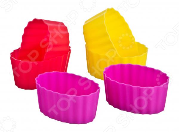 Набор форм для выпечки кексов Agness 710-115