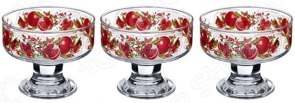 Набор креманок «Гранаты» 484-539