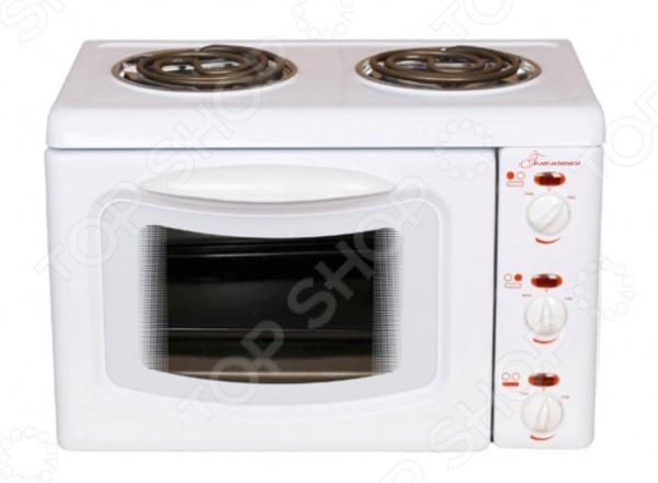 Плита настольная с духовкой «Гомельчанка»