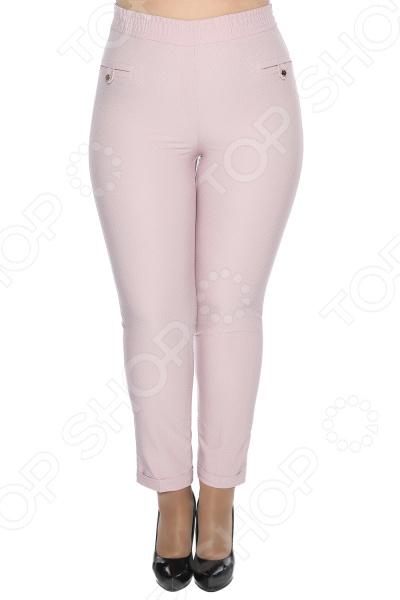 Брюки Полное счастье «Нежная натура». Цвет: розовый брюки полное счастье нежная натура цвет розовый