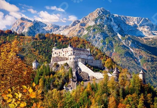 Пазл 1000 элементов Castorland «Замок. Австрия»