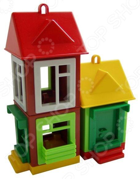 Конструктор игровой Форма «Панельный дом»