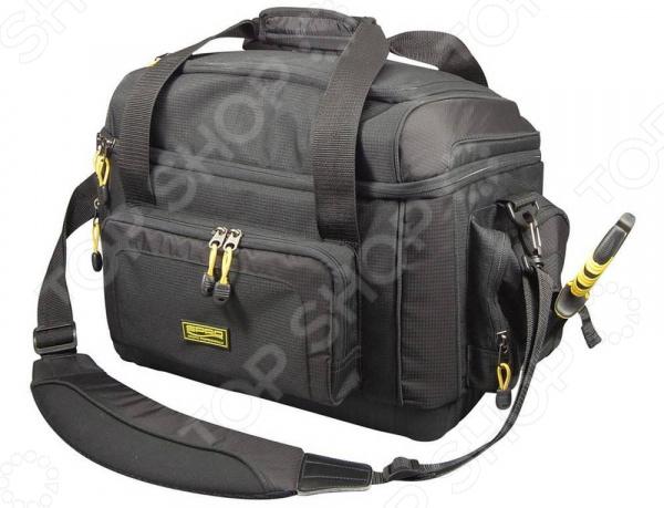 Сумка для рыболовных принадлежностей SPRO Tackle Bag + 5 Boxes