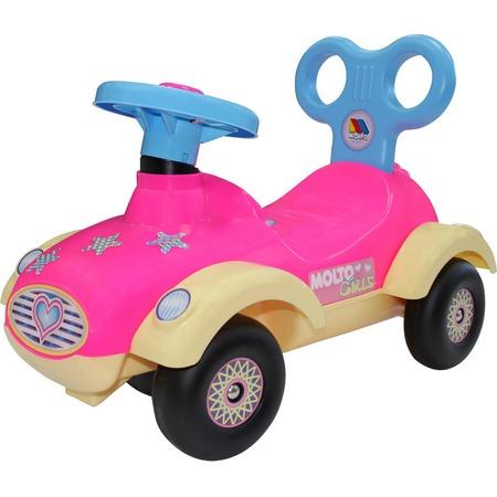 Купить Машина-каталка Molto «Сабрина №2»