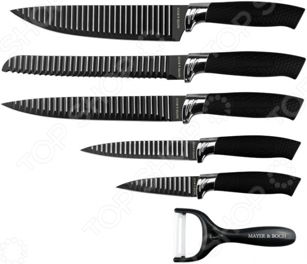 Zakazat.ru: Набор ножей Mayer&Boch MB-26992