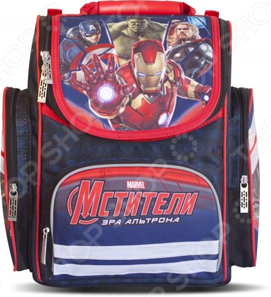 Рюкзак ортопедический средний MARVEL «Мстители: Команда»