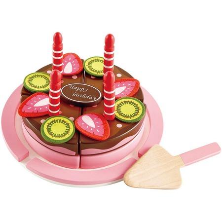 Купить Игровой набор Hape «Двойной торт. День рождение»