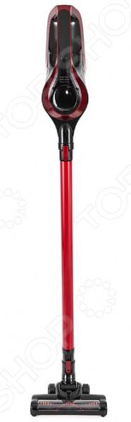 Пылесос вертикальный беспроводной KITFORT КТ-515 станет отличным дополнением к набору бытовой техники для дома. Модель практична и удобна в использовании, обладает мощностью всасывания, достаточной для эффективной очистки различных напольных и ковровых покрытий. Пылесос не требует подключения к сети, так как работает от аккумулятора, что обеспечивает дополнительное удобство и лучшую маневренность. Время полной зарядки составляет 5 часов, а продолжительность работы 30 минут.  Конструкция 2в1 Одним из основных преимуществ вертикального пылесоса является его компактность. В отличие от обычного пылесоса, который предварительно еще нужно собрать, вертикальный всегда готов к работе. Благодаря специальной конструкции, прибор также можно использовать и в качестве ручного пылесоса для чистки мебельной обивки, книжных полок и автомобильных ковриков. Он также отлично подойдет для уборки труднодоступных мест, например, углов, плинтусов, пространств под шкафами и над ними. Предусмотрена функция поворота щетки на 180 градусов.  Для уборки каких поверхностей подходит  Полов и ковровых покрытий.  Мягкой мебели.  Салона автомобиля.  Кухонных поверхностей.  Оцените главные достоинства модели  Легкость и эргономичность. Пылесос отличается удобством в использовании и быстрой готовностью к работе, так как его не нужно предварительно собирать и разбирать.  Универсальность. Подходит для уборки абсолютно разных поверхностей, а за счет турбощетки отлично справляется в уборкой ковровых покрытий, удалением шерсти домашних животных, волос и ниток.  Широкая комплектация. Это позволяет повысить качество уборки и делает использование пылесоса более комфортным. Набор суперузких насадок отлично подходит для уборки труднодоступных мест.  Абсолютная чистота и простота в уходе. Данная модель оформлена современным циклонным фильтром, что обеспечивает легкую очистку. Пыль, грязь и мелкий сор удаляется из емкости очень просто.  Пылесос вертикальный беспроводной KITFORT КТ-515 незаменимое устройство в дом