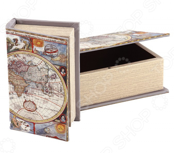 Комплект шкатулок-книг Lefard 184-174