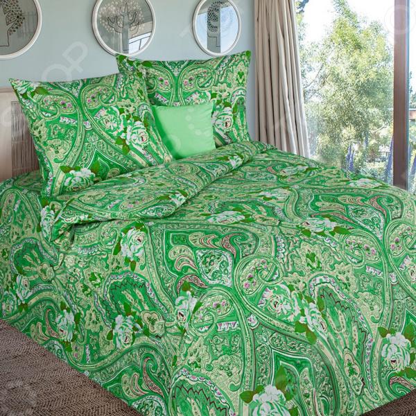 Комплект постельного белья «Роза Востока». 1,5-спальный