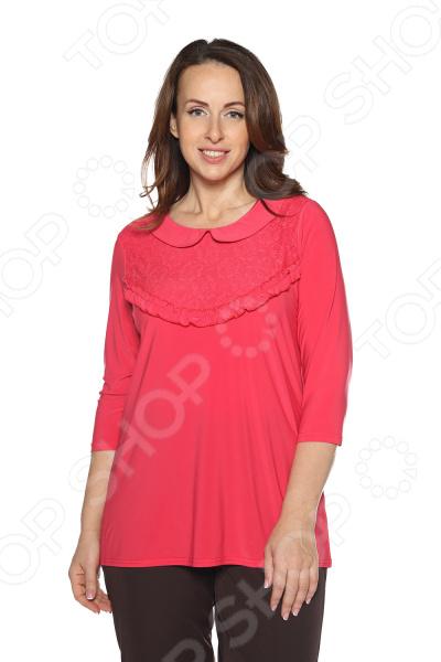 Блуза Pretty Woman «Волшебный взгляд». Цвет: коралловый