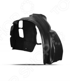 Подкрылок для авто с расширителями арок Novline-Autofamily Fiat Ducato 08/2014