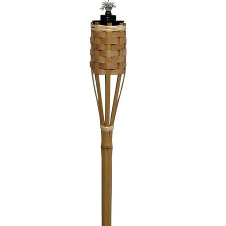 Купить Факел бамбуковый с горелкой Boyscout 61410