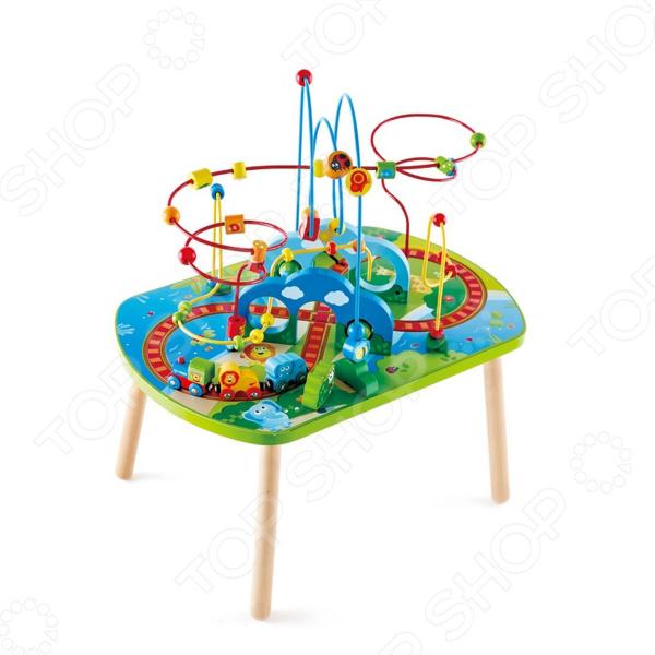 Стол игровой детский Hape «Джунгли»