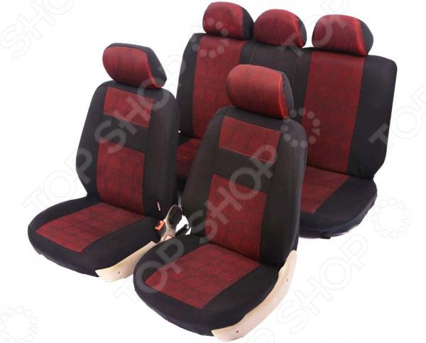 Фото - Набор чехлов для сидений Senator Arizona авто