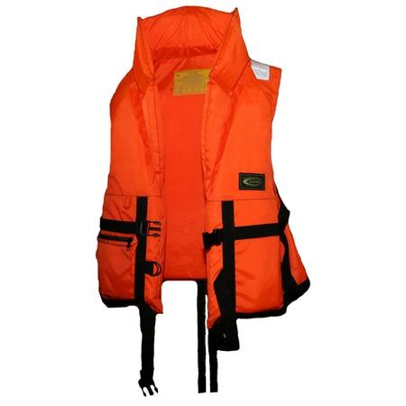 Купить Жилет спасательный детский VOSTOK с подголовником