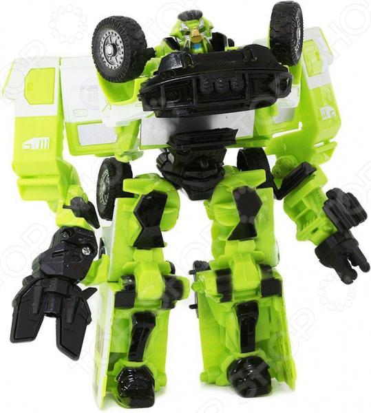 Робот-трансформер Taiko Superior со светозвуковыми эффектами