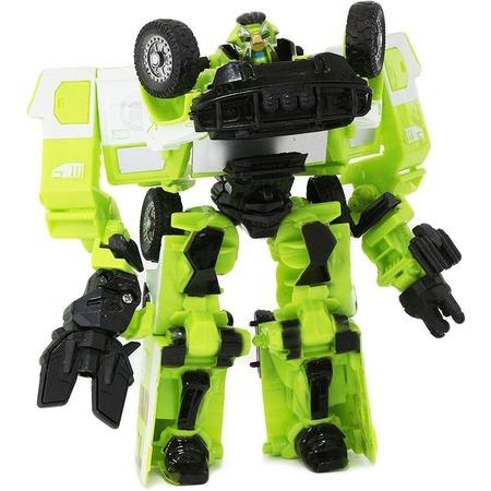 Купить Робот-трансформер Taiko Superior со светозвуковыми эффектами