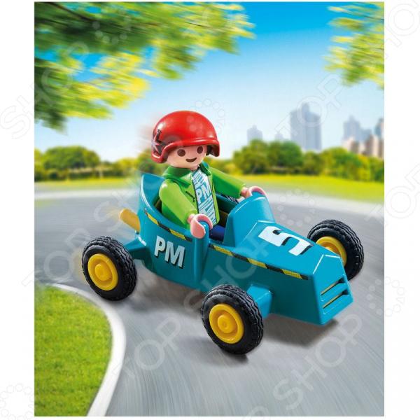 Конструктор игровой Playmobil «Экстра-набор: Мальчик с картом»
