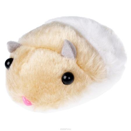 Игрушка для кошек Beeztees «Вибро-хомячок». В ассортименте
