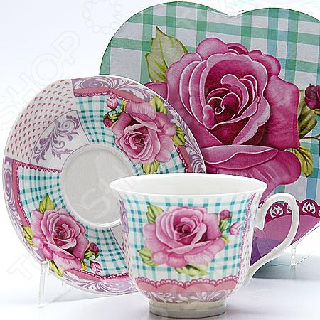 Чайная пара Loraine 22958