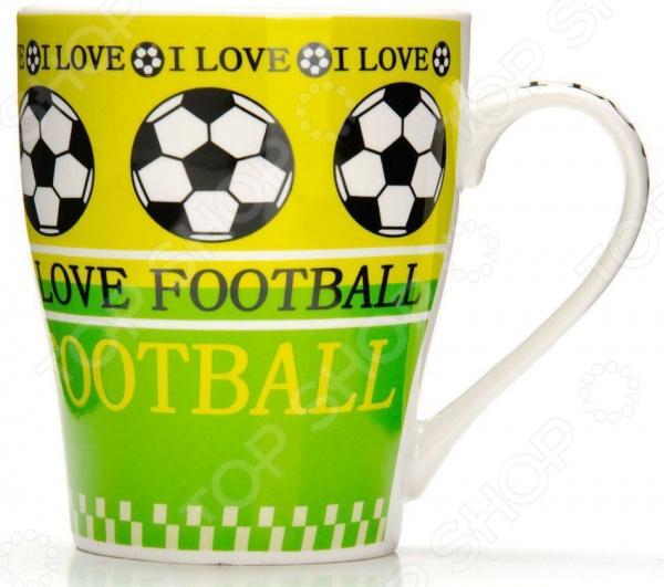 Кружка Loraine «Футбол» 26657-2