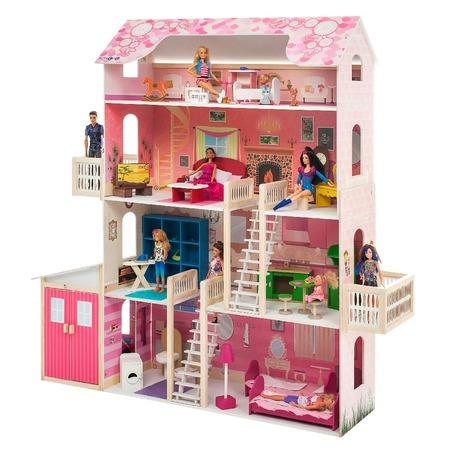 Купить Кукольный дом с аксессуарами PAREMO «Нежность»