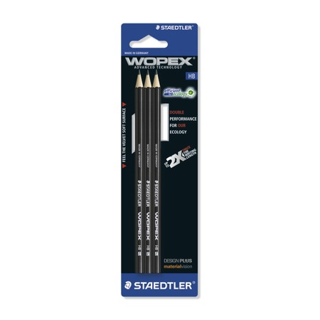 Купить Набор карандашей Staedtler HB Wopex