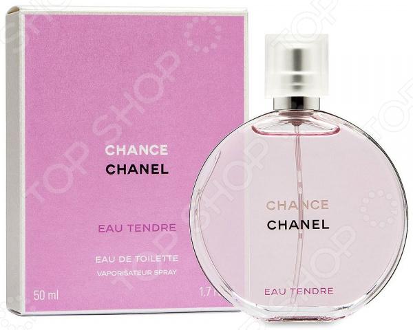 Туалетная вода для женщин Chanel Chance Eau Tendre недорого