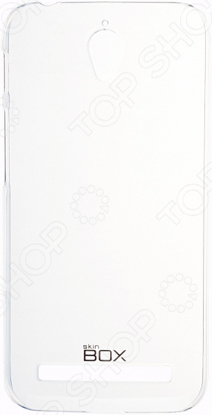 Чехол защитный skinBOX ASUS ZenFone Go ZC451TG чехол для asus zenfone go zc451tg skinbox 4people черный