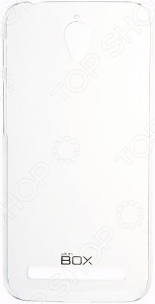 Чехол защитный skinBOX 4People Crystal для ASUS ZenFone Go ZC451TG