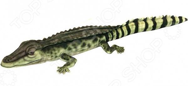 Zakazat.ru: Мягкая игрушка Hansa «Крокодил Филиппинский»