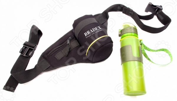 Сумка поясная для тренировок Bradex SF 0086 Bradex - артикул: 695394