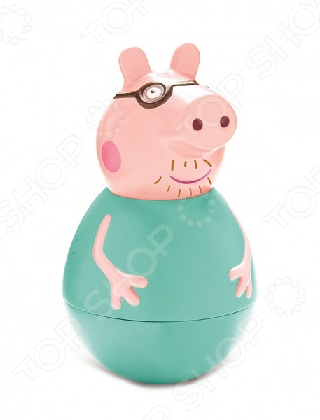 Zakazat.ru: Неваляшка Peppa Pig «Папа Пеппы»