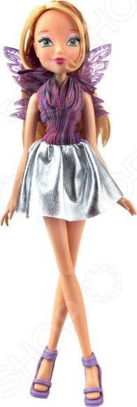 Кукла Winx Club «Рок-н-ролл. Флора»