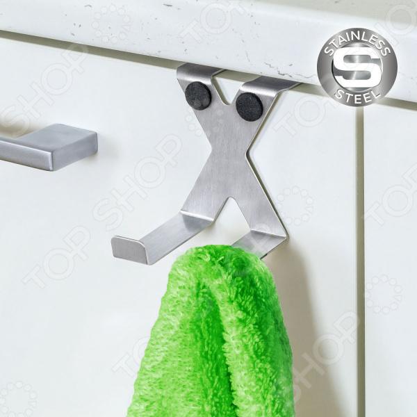 Крючок надверный двойной Wonder Worker Pixie этажерка для ванной угловая wonder worker astra