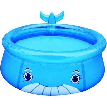 Купить Бассейн надувной Jilong Whale