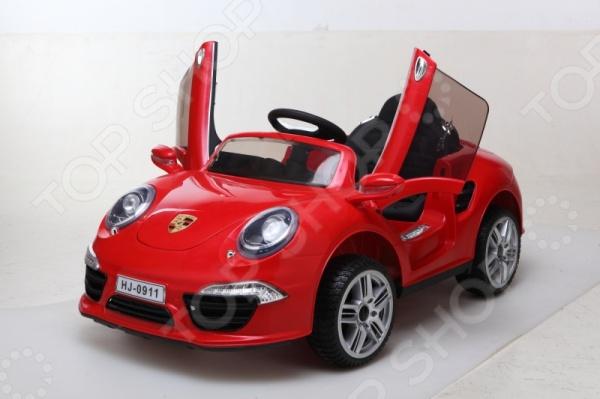 Электромобиль 1 Toy «Порше 911» Электромобиль 1 Toy «Порше 911» /