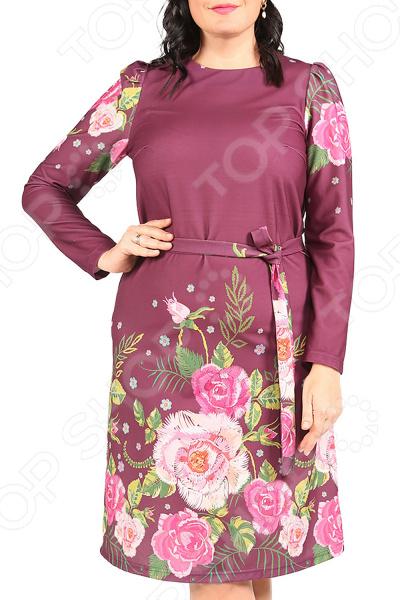 Платье Blagof «Цветочная долина»
