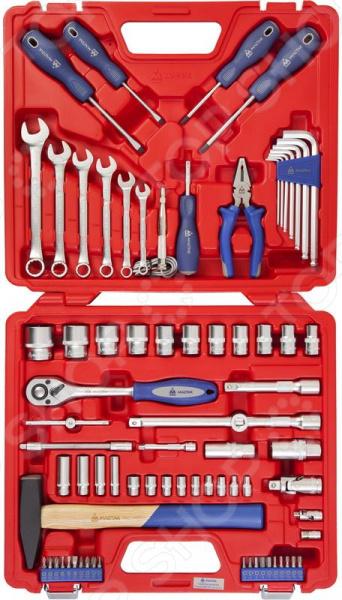 Набор инструментов универсальный МАСТАК 0-077C