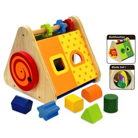 Купить Игрушка развивающая для малыша I'm toy «Треугольник»