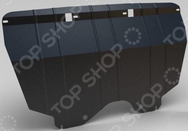 Комплект: защита картера и крепеж EKO для Hyundai ix35 / KIA Sportage, 2009 комплект защита картера и крепеж hyundai ix35 kia sportage 2010 2015 2 0 бензин мкпп акпп